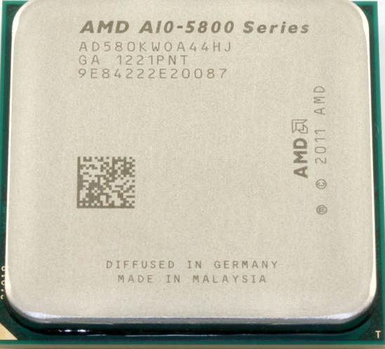 AMD A10 5800K DRIVERS