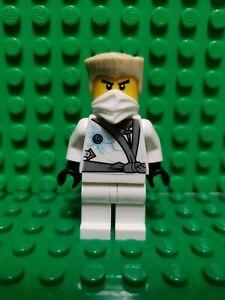 Mini Fig // Mini Figure NINJAGO Zane Rebooted LEGO 70726