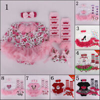 Dress Simulation Doll Clothes Reborn Baby Lifelike Baby Skirt Dress Clothes