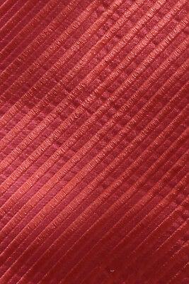Gianfranco Ferre Woven Silk Tie Burnt Orange Stripes A Wedding Stunner In Nmcond RegelmäßIges TeegeträNk Verbessert Ihre Gesundheit Kleidung & Accessoires