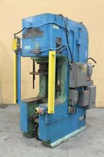 50 Ton Denison Hydraulic C Frame Press Yoder 61510