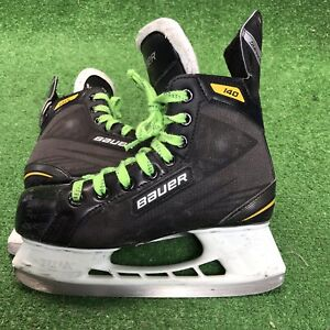 Bauer-Supreme-140-S140-Youth-Size-4-Skates-Fits-Size-5-Shoe-Junior-Boys-Kids