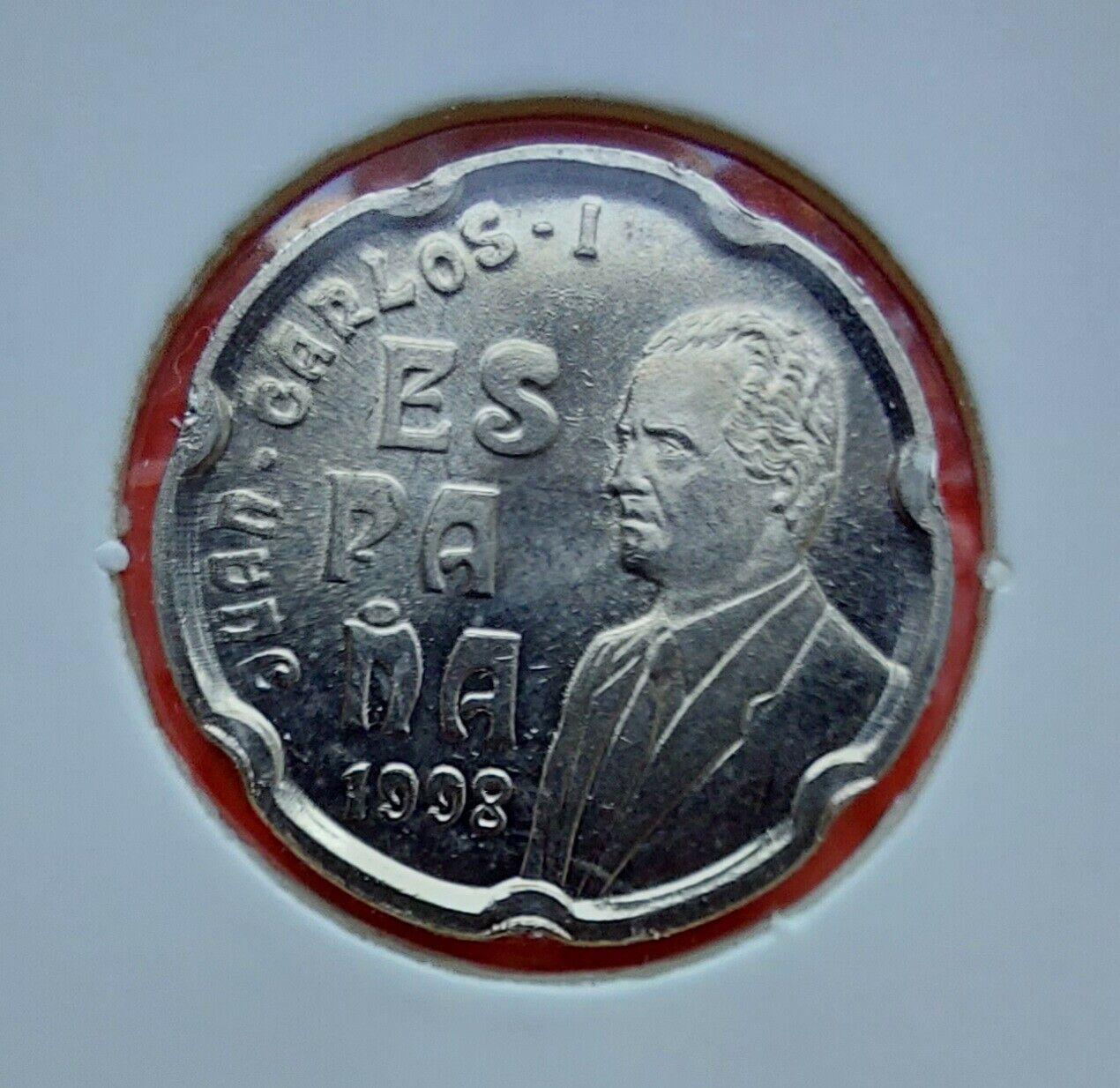 50 PESETAS 1998 SC SIN CIRCULAR DE BOLSA FNMT
