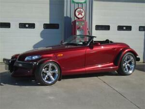 2002 Plymouth Prowler - RARE 1 of 25