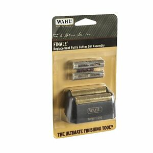 Wahl-5-Star-Series-Replacement-Foil-amp-Cutter-Bar-Black-Assembly-7043