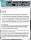 Medical Coding: ICD-10-CM (Speedy Study Guides) by Speedy Publishing LLC (Paperback / softback, 2014)