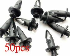 50 PCS Fits Honda accord bumper push type retainer clips 91502SM4000