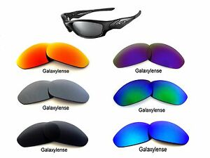 ce7fba837e7 Image is loading Galaxy-Replacement-Lenses-For-Oakley-Straight-Jacket-1999-