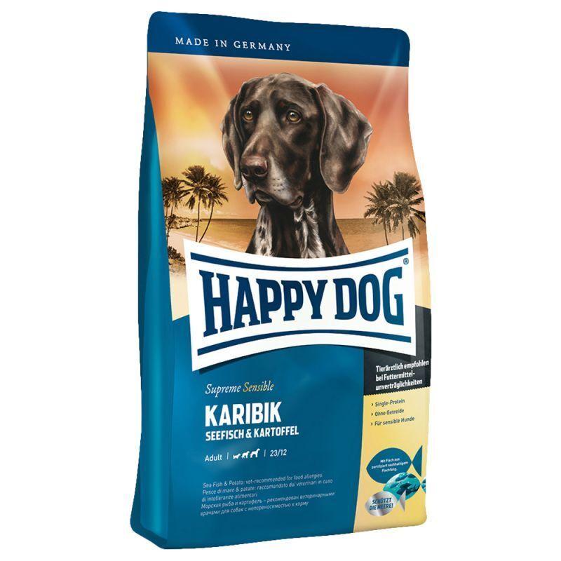 Happy Dog Supreme Sensible Caraibi Karibik 12,5 kg Per Cani