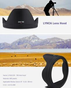 important-pieces-EW-78E-Fleur-Pare-soleil-pour-Canon-EF-S-15-85mm-f-3-5-5-6-IS