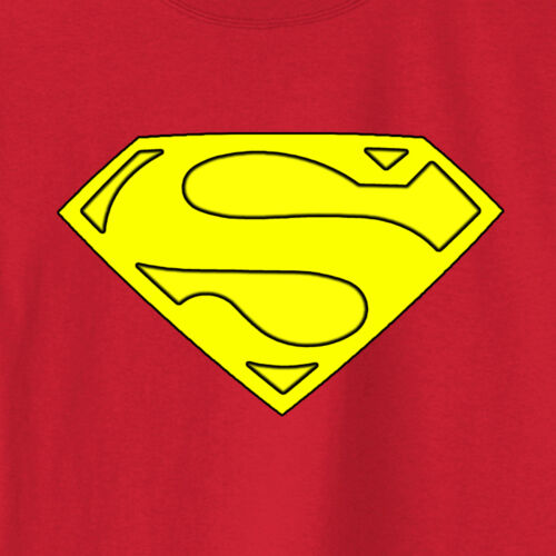 SUPERMAN CAPE Christopher Reeve suit 70s 80s fly movie hero retro Funny T-Shirt
