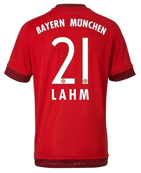 Trikot Adidas FC Bayern München 2015-2016 Home Home Home - Philipp Lahm  FCB  | Die erste Reihe von umfassenden Spezifikationen für Kunden  7ac6e2