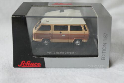 Schuco 452614400 VW T3 Camper Reimo 1:87