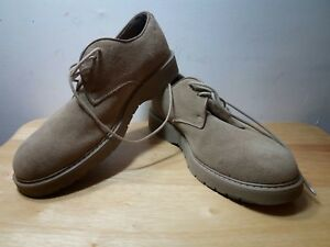Nunn Bush Nxxt Men S Suede Leather Shoes Tan 8 5m Ebay
