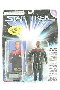 "NEW Vintage ""STAR TREK"" by Playmates Captain Benjamin 5 in. Action Figure"