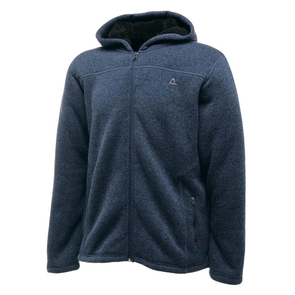 Dare Dare Dare 2B Herren Strickjacke mit Warmfutter  Sublime Sweater  Gr. M  AF Blau NEU 41d8a8