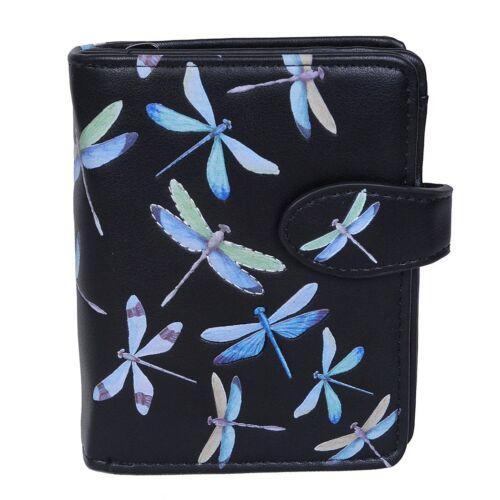 New Shagwear Small Zipper Wallet A Beauty of Dragonflies