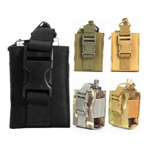 CQC-Military-Tactical-Radio-Pouch-Holster-Molle-Walkie-Talkie-Holder-Mag-Bag