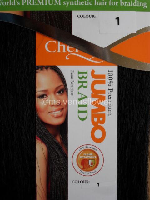 Kanekalon Jumbo Braid Hair Extensions-Different Colours - UK FREEPOST