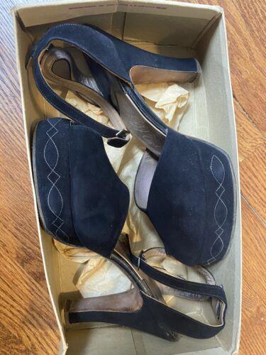 Stein & Blaine Collectible Vintage Heels (1920s Or