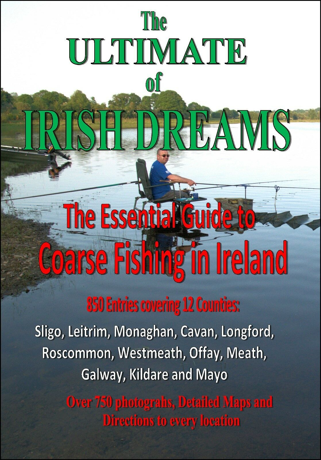 'The Ultimate of Irish Dreams' - The must-have Guide to Fishing in Ireland