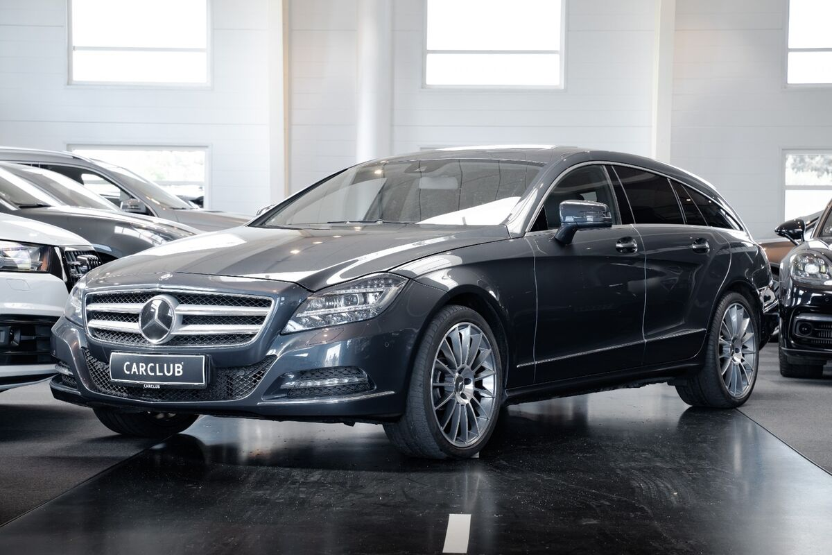 Mercedes CLS350 CDi Shooting Brake aut. 4Matic BE