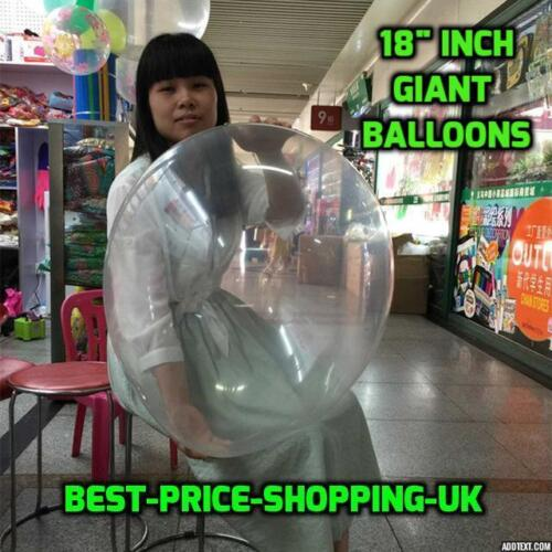 RAINBOW COLOUR LARGE Helium High Quality Party Birthday Wedding Balloons baloons