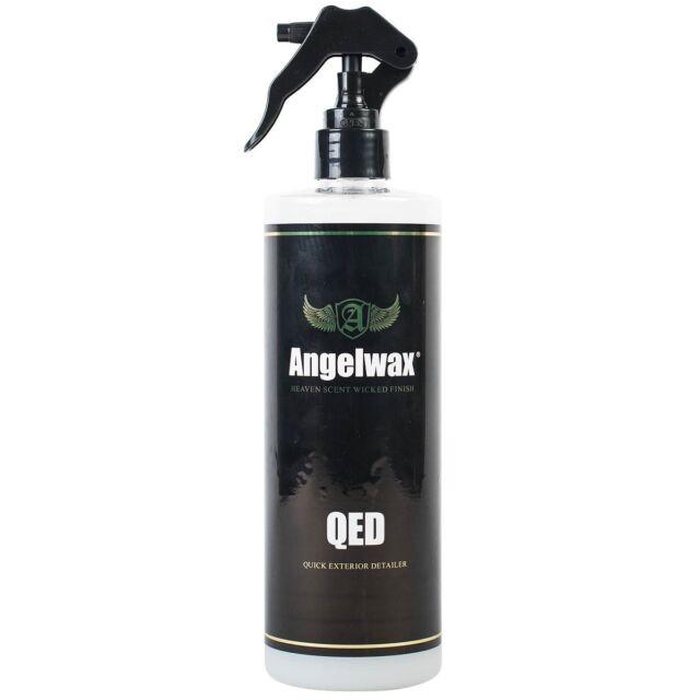 Angelwax QED Detailer Glanz Wet Look Finish 500 ml Sprühflasche (39,98€/L)