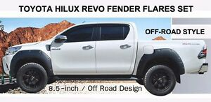 OFF-ROAD-TOYOTA-HILUX-REVO-M70-M80-YEAR-2015-2016-FENDER-FLARES-WHEEL