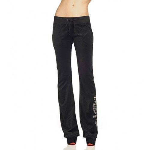 FREE SHIPPING Sinful By Affliction Reflection Women/'s Track Pants