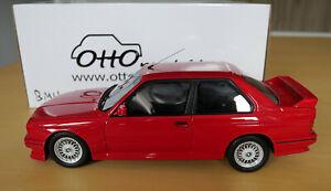 1:18 --- BMW M3 E30 --- Otto Models ---   eBay