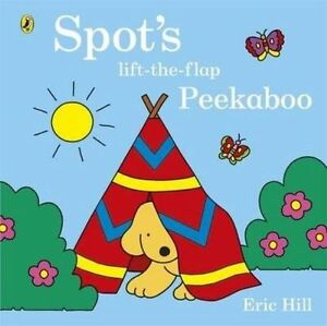 Spot-039-s-Lift-the-Flap-Peekaboo-by-Penguin-Books-Ltd-Board-book-2015