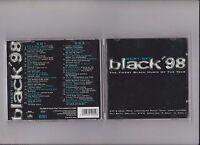 Best of Black'98 von Various |   2 CD | gebraucht