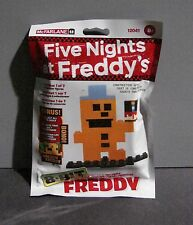 McFarlane FIVE NIGHTS AT FREDDY'S SERIES 1 8-bit buildable figure - FREDDY