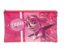Pink Paw Patrol Pencil Case  NEW Team Skye