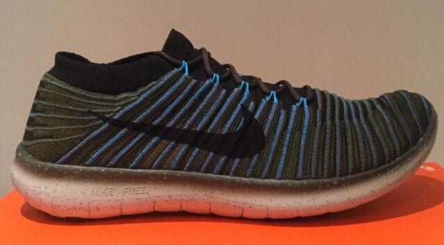 Nike RN Motion Flyknit 'Sequoia Free
