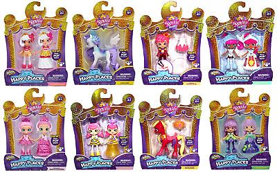 Unicorn Shopkins Happy Places Royal Trends Lil/' Princess Prince Pony Castle
