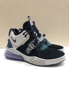7992a2cf93 Nike Air Force 270 Mens Size 10 Carnivore Black Court Purple Zebra ...