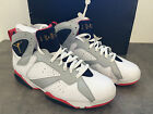 Nike-Air-Jordan-VII-7-rétro-Olympic-2012-taille-US 8,5-UK 8-Eur 42