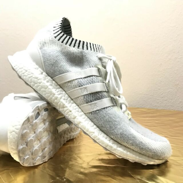 new arrival 87058 d990d adidas EQT Support Ultra Primeknit 11 US Vintage White BB1242 Mens Running  Shoes