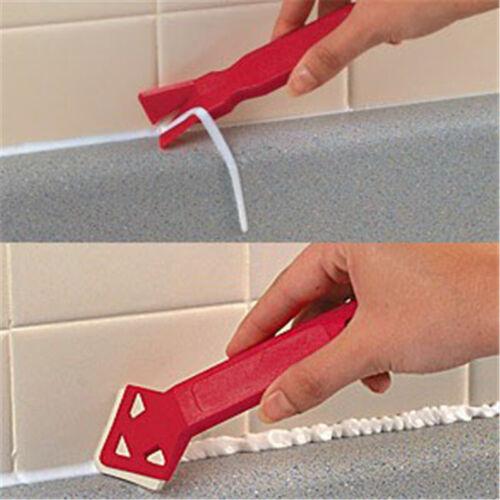 2pcs//set Mini plastique colle Pelle à main outil grattoir Sol Tuile Colle Removal