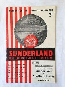 1955-6-SUNDERLAND-V-SHEFFIELD-UNITED