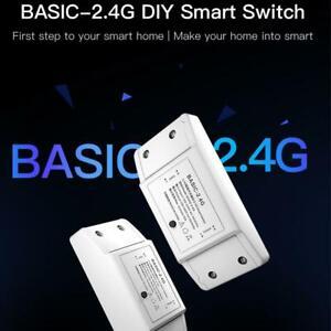 1xSmart-WiFi-2-4G-Schalter-Drahtlose-Fernbedienung-fuer-Google-Amazon-Alexa-E3F6