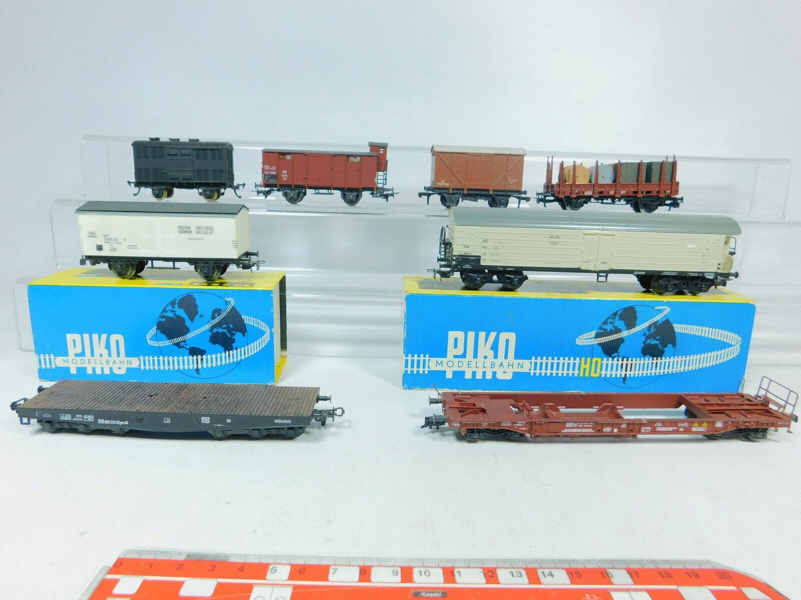 AU832-2 x Piko   Hornby Primex etc. H0 Hobbyist Transportation Wagons  ÖBB +