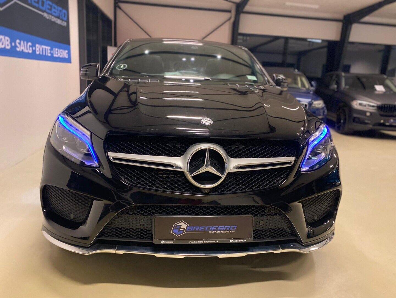 Mercedes GLE350 d 3,0 AMG Line Coupé aut. 4Matic 5d - 849.500 kr.