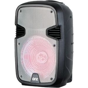 "QFX 12"" Rechargeable Bluetooth Party Speaker"