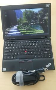 Details about Lenovo ThinkPad X100e Athlon MV-40 1 6ghz 3GB RAM 80GB HDD  11 6