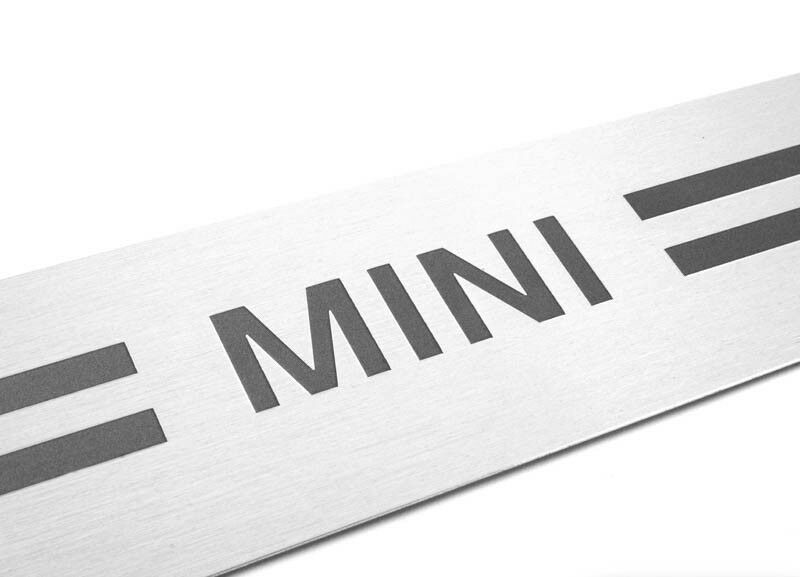 Neu Original Mini Countryman R60 Vorne Links Türschwelle 9800665 9800665 9800665 208055