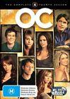 The O.C. : Season 4 (DVD, 2007, 4-Disc Set)