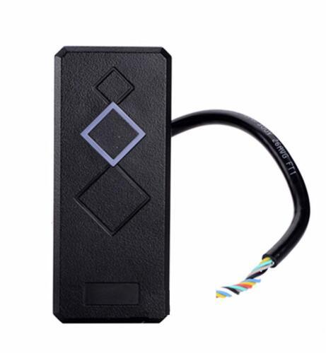 4PCS 13.56Mhz Mifare1 S50 Waterproof RFID WG26//34  Access Control Card Reader